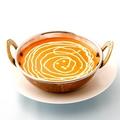料理メニュー写真バターチキンカレー