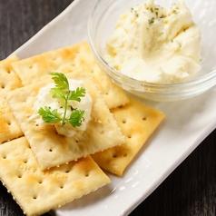 料理メニュー写真クリームチーズのゆず蜜漬け