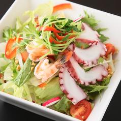 料理メニュー写真海鮮 吾照里(オジョリ)サラダ