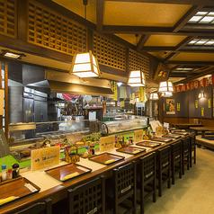 ろばた焼 弥吉 片町店の雰囲気1