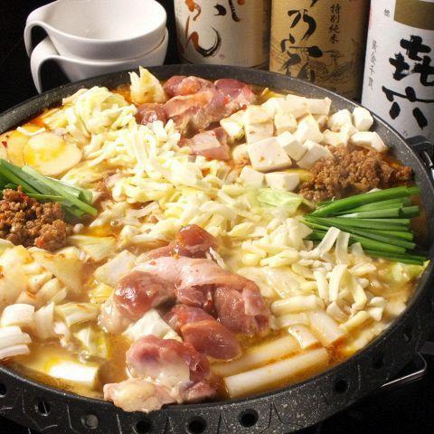 「韓国」の人気のチーズタッカルビと「中華」の四川麻婆豆腐のコラボレーション!