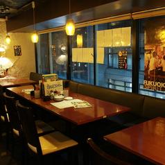 博多満月 市ヶ谷店の雰囲気1