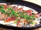 寿司ダイニング 心のおすすめ料理2