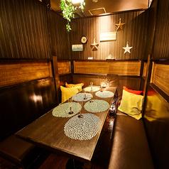 イタリアンバル はるはる HARUHARU 仙台店の雰囲気1