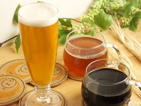 こだわりのビールやドリンク