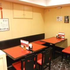 半個室席は最大12名様までご利用可能!周りを気にせずに、ゆっくりとお食事をご堪能ください。