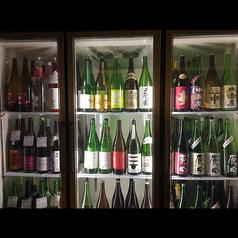 日本酒 國酒 こくしゅのコース写真