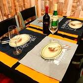 ●【 ~少人数宴会に・テーブル席・4名様まで~ 】● 友人と楽しく語れる4名席♪少人数での飲み会にぜひ!