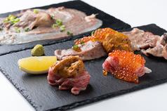 お肉バルうに 和のおすすめ料理3