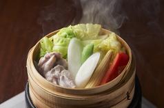 信玄どり&野菜