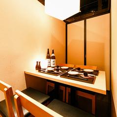 個室居酒屋 越後酒房 八海山 八重洲店の雰囲気1