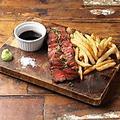 料理メニュー写真US産牛ザブトン 200g