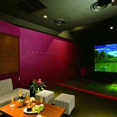 新橋ゴルフスタジオの雰囲気1