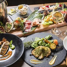 Brasserie togacchi ブラッスリー トガッチのコース写真