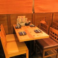 城北食堂の雰囲気1