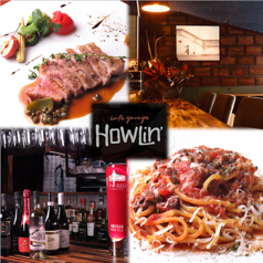 cafe garage Howlin'の写真