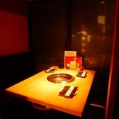 渋谷焼肉 金剛園の雰囲気3