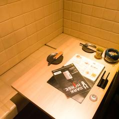 【3F】4名~8名様の完全個室空間