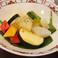 料理メニュー写真ごろごろ野菜サラダ