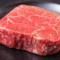 料理メニュー写真神戸牛赤身 80g