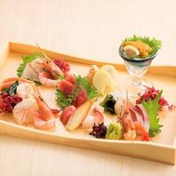 鮮度抜群☆海鮮コース料理が飲み放題付きでお得です!