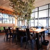 ライトカフェ Light Cafe Riverside Garden 東岡崎店の雰囲気3