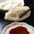 料理メニュー写真水餃子