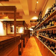 WINE&焼肉RESTAURANT 承陽庭 栄伏見の雰囲気1