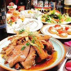 アメリカンレストランバー チャーリーブラウン 梅田店のおすすめ料理1
