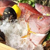 宮崎県から直送の安心安全な魚介を使用♪