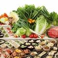 お野菜をを食べるならしゃぶしゃぶ温野菜!しゃぶしゃぶに合う野菜を求めて、全国の農家さんと直接話し合って作った野菜。農家さんの野菜への情熱が毎日届けられます。採れたての旨みがつまったお野菜をお楽しみ下さい!◇しゃぶしゃぶ温野菜 プレナ幕張店◇