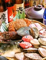 完全個室×LO150分飲放題付『旬の食材コース8000円』