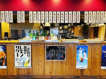 天ぷら酒場 あげ松の雰囲気1