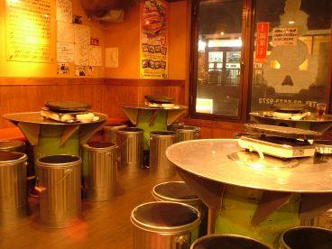 とんちゃん 上野店の雰囲気1