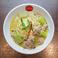 料理メニュー写真グリーンカレーラーメン(鶏肉またはエビ)★★☆