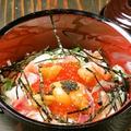 料理メニュー写真豪華宝石丼