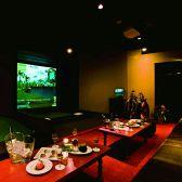 新橋ゴルフスタジオの雰囲気2