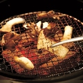 料理メニュー写真エリンギと舞茸の直火焼き