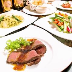 show restaurant nest 新宿店のおすすめ料理1