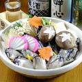 料理メニュー写真牡蠣鍋