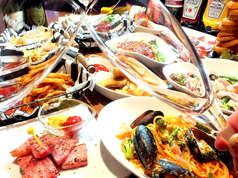 The 50/50 Club Sports Bar&Restaurantのコース写真