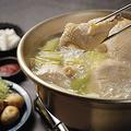 料理メニュー写真【要予約】コラーゲンたっぷりのタッカンマリコース