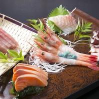 お肉にお魚に、新鮮な食材をご提供致します。