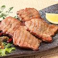料理メニュー写真[本場仙台の味] 牛たん 漬け焼き