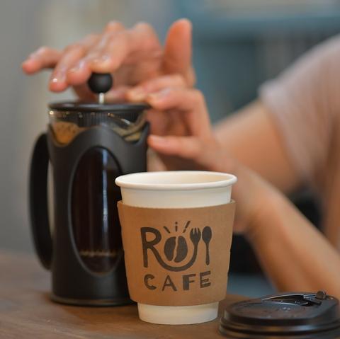 古民家風カフェ 路地カフェ (ROJI CAFE)