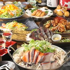 藁焼きと47都道府県の日本酒 龍馬 仙台国分町店のおすすめ料理1