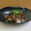 料理メニュー写真牛ハラミニンニク醤油味