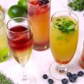 【女性のお客様から届いた満足のお声◆その5】飲み放題の内容が100種類以上ってすごく多い!しかもノンアルコールが充実している!