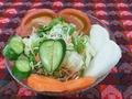 料理メニュー写真グリーンサラダ