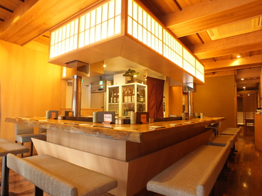 上野黒門鳥恵の雰囲気1